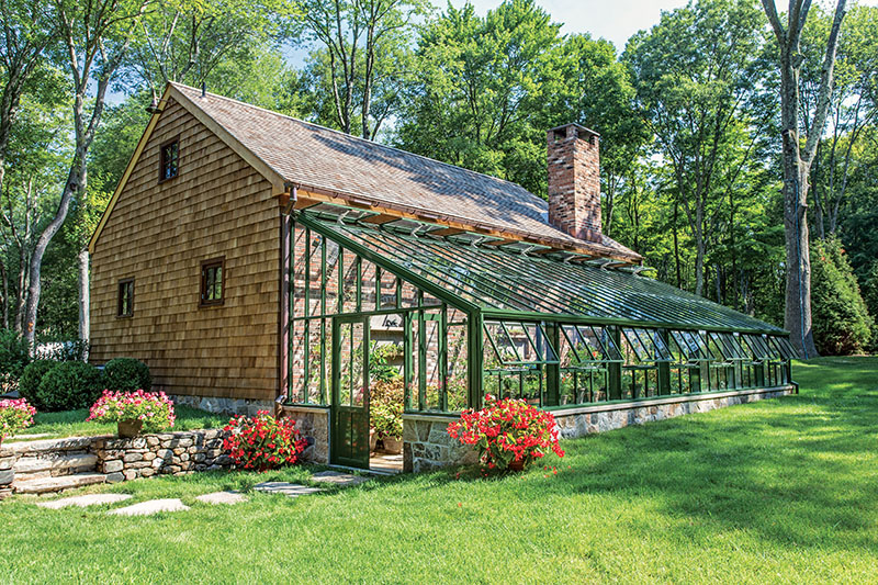 The Greening of Period Greenhouse Design