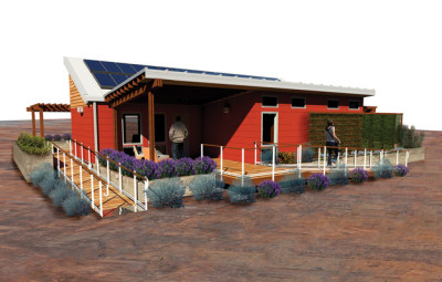 Energy Solar Decathlon
