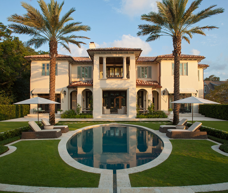 Mediterranean Home: 2016 Palladio Awards: New Mediterranean-Style Traditional