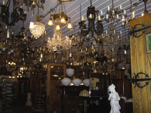 architectural antiques and salvage archives - period homes